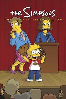 Los Simpsons Temporada 26
