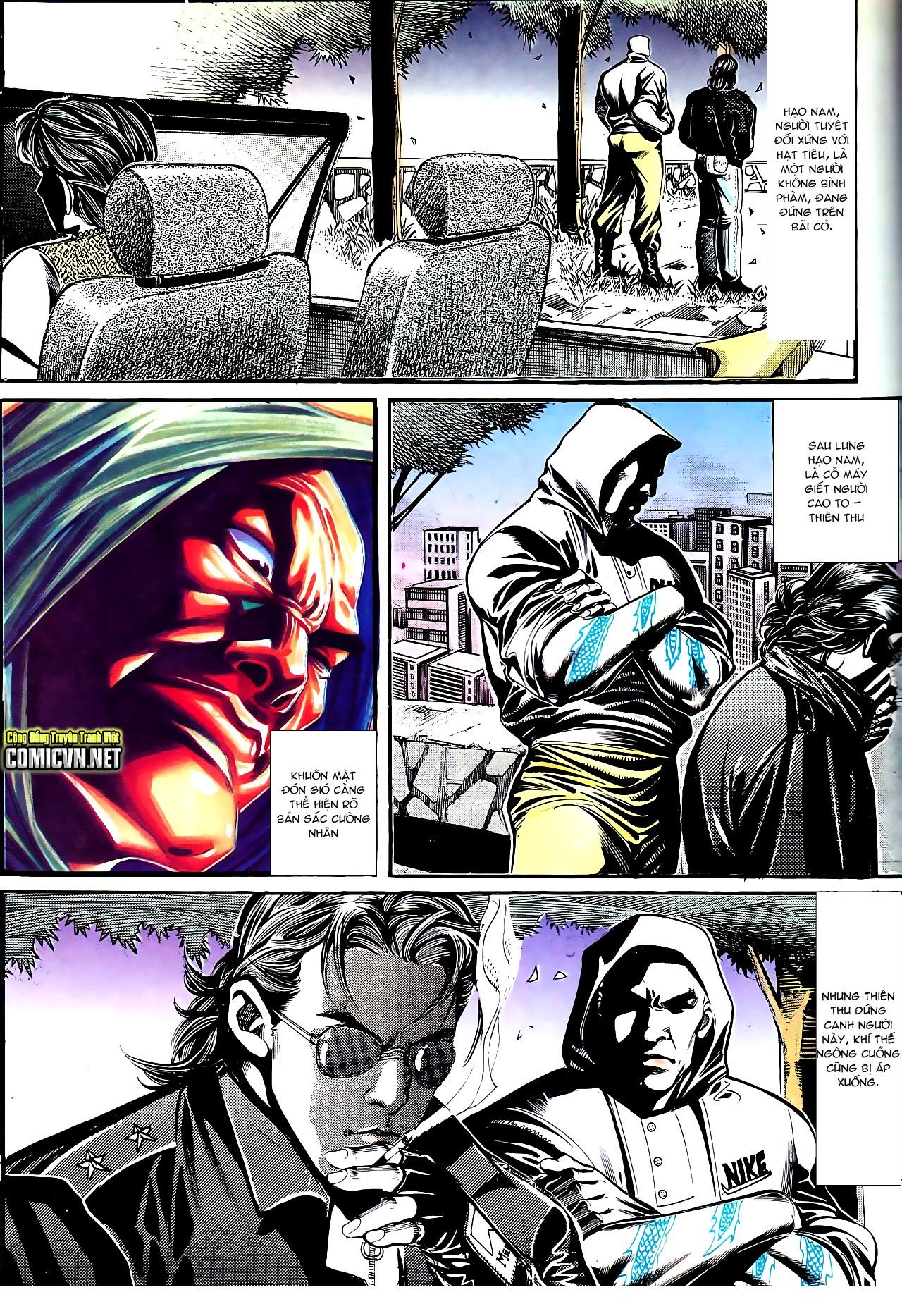 Người Trong Giang Hồ chapter 155: long đầu trang 3