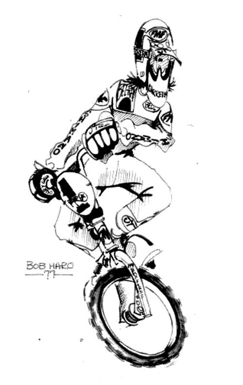 BMX Old School Merida: El Arte de Bob Haro II