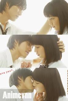 Sukitte Ii nayo Live Action - Hãy Nói Anh Yêu Em Nhật Bản 2014 Poster
