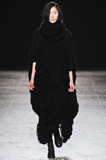 Uma Wang Autumn/Winter 2012/13 [Women's Collection]