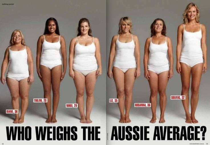 Conseguem Adivinhar o Peso Destas Mulheres?