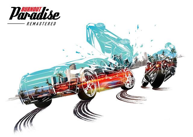 Burnout Paradise Remastered se anuncia para el 16 de marzo oficialmente
