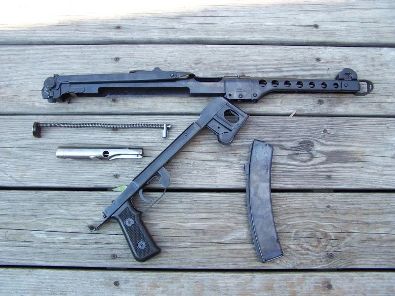 Armed (But Not Dangerous): Sudayev's Sub-gun: The PPS-43
