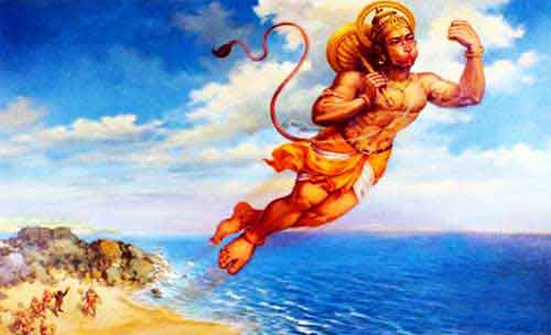 Success Hanuman Teachings