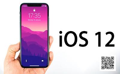 كيف نقوم بالرجوع الى نظام ios 11  اذا لم يكن الاصدار التجريبى ios 12  مناسبا لنا فى الاستخدام
