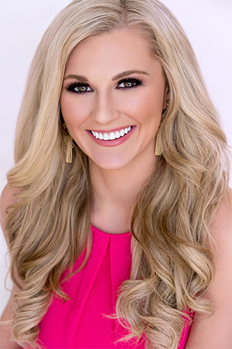 Miss Teen USA 2018 Candidates Contestants Delegates Arkansas Mackenzie Hinderberger