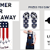 Miller Lite Summer Gear Instant Win Giveaway - 14,000 Winners. Win Can Fanny Packs, Aprons, Sandals or $5 Uber Codes. Daily Entry, Ends 8/15/18