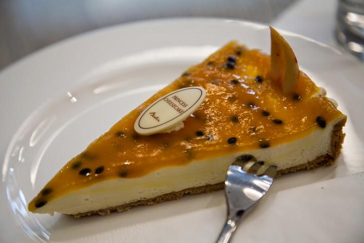 Passagem Gastronômica - Princess Cheesecake - Berlim - Alemanha