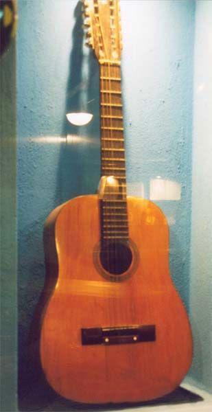 Гитара Цоя