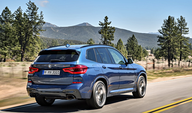 2018 BMW X3 M40i Performance Review