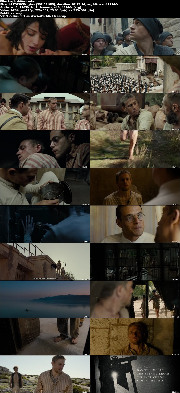 Papillon 2018 Eng HDRip 480p 400Mb ESub x264 world4ufree.vip hollywood movie Papillon 2018 english movie 720p BRRip blueray hdrip webrip Papillon 2018 web-dl 720p free download or watch online at world4ufree.vip