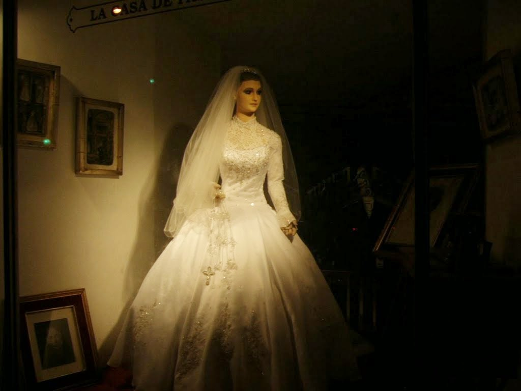 Corpse Bride Wedding Gown: Letters From Whom: La Pascualita: The Corpse Bride Of Mexico
