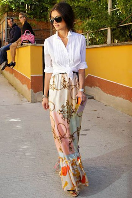 estampado moda blusa combinar