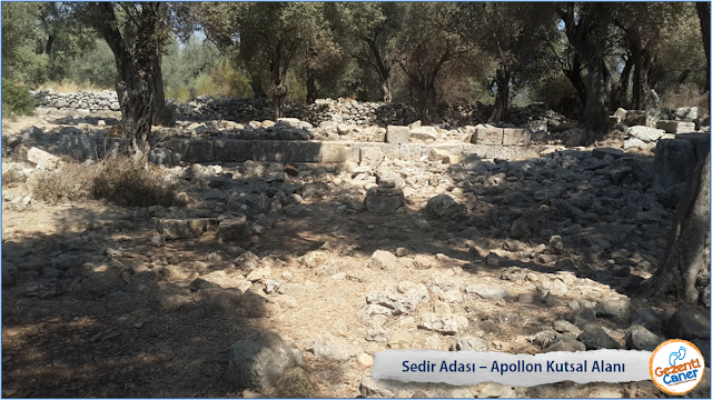 Sedir-Adasi-Antik-Tiyatro