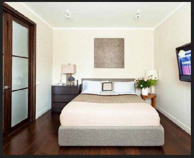 Desain Kamar Tidur Sederhana Minimalis