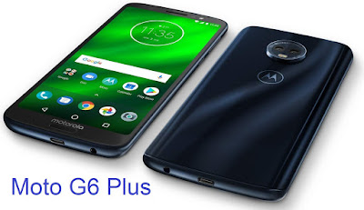 Moto G6 Plus - Qualcomm Snapdragon 630, 64GB ROM and p2i water repellent coating specifications, features