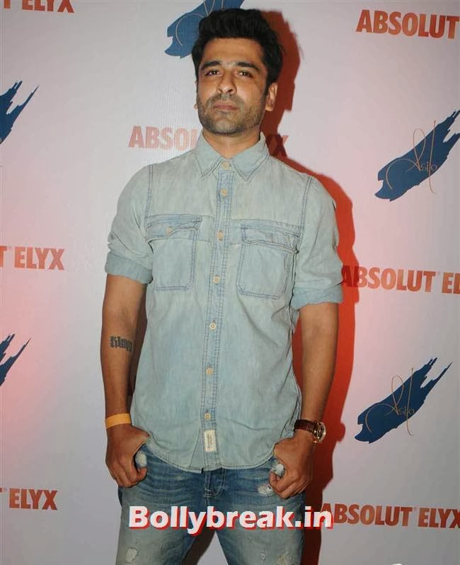 Eijaz Khan, Narayani Shastri, Pria Kataria Puri, others at Absolut Elyx Party