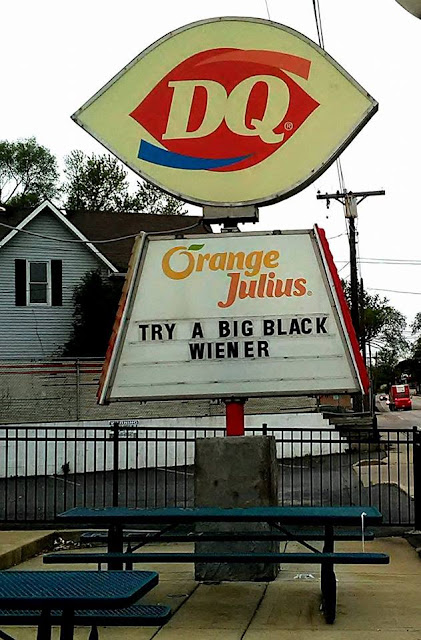 Get the Big Black Weiner while supplies last!