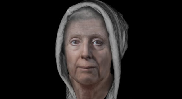 Face of 313 year old Scottish witch reconstructed