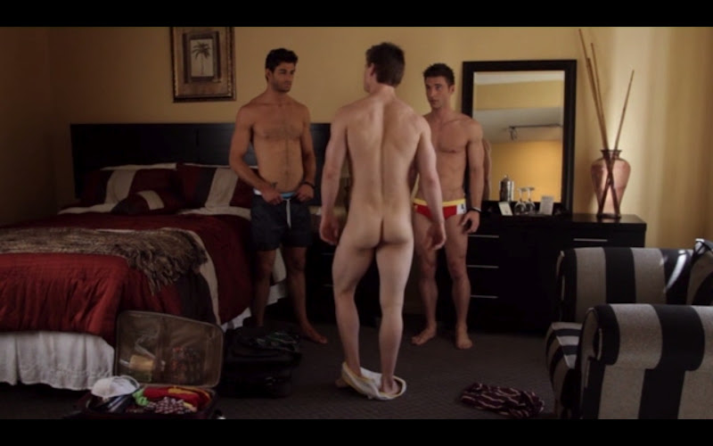 Aaron paul nude ass and sexy movie scenes 5