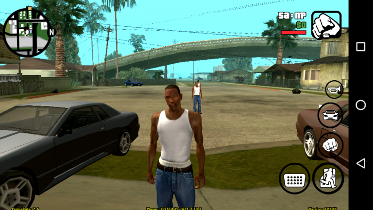 GTA San Andreas Multiplayer Apk + Obb v1.08 | PLAY android APK