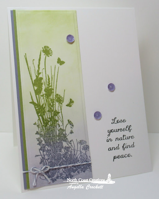 North Coast Creations Find Beauty, Divinity Designs Custom Lever Card Layers Dies, Card Designer Angie Crockett