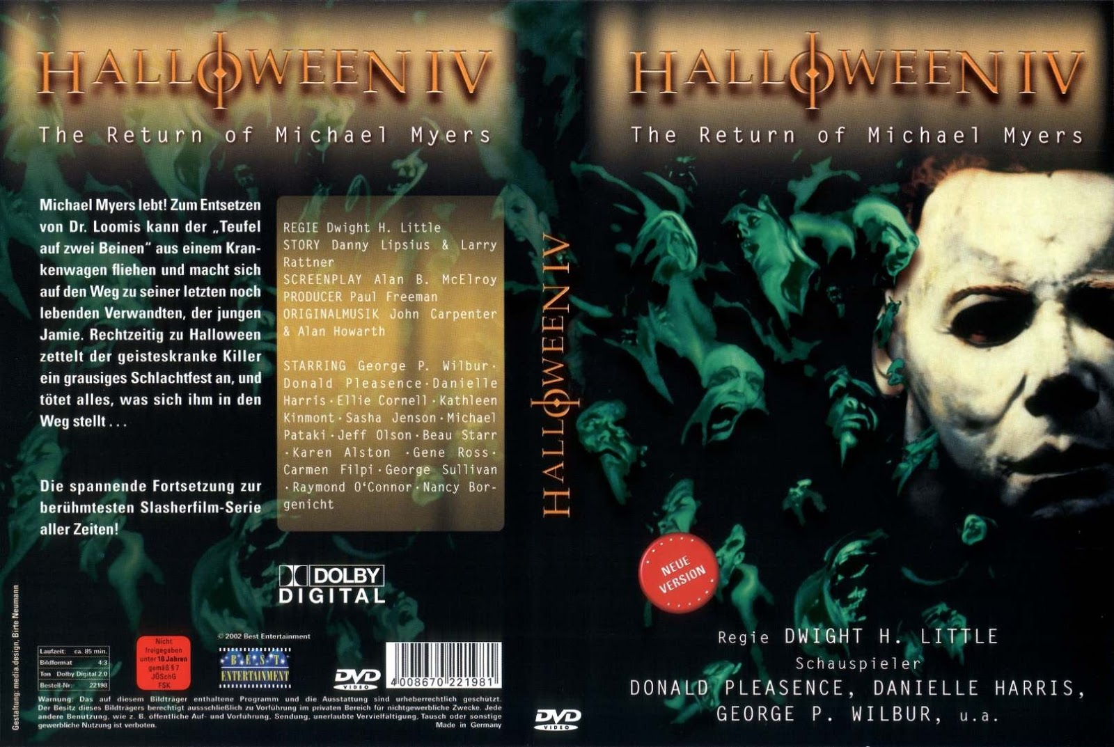 Halloween 4 Stream Deutsch