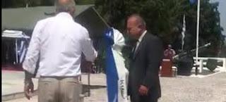 «Ντροπή σας»! – Αποδοκίμασαν πολιτικούς στο Κιλκίς για τη Μακεδονία – Τι είπαν στον Κυριάκο Μητσοτάκη [vid]