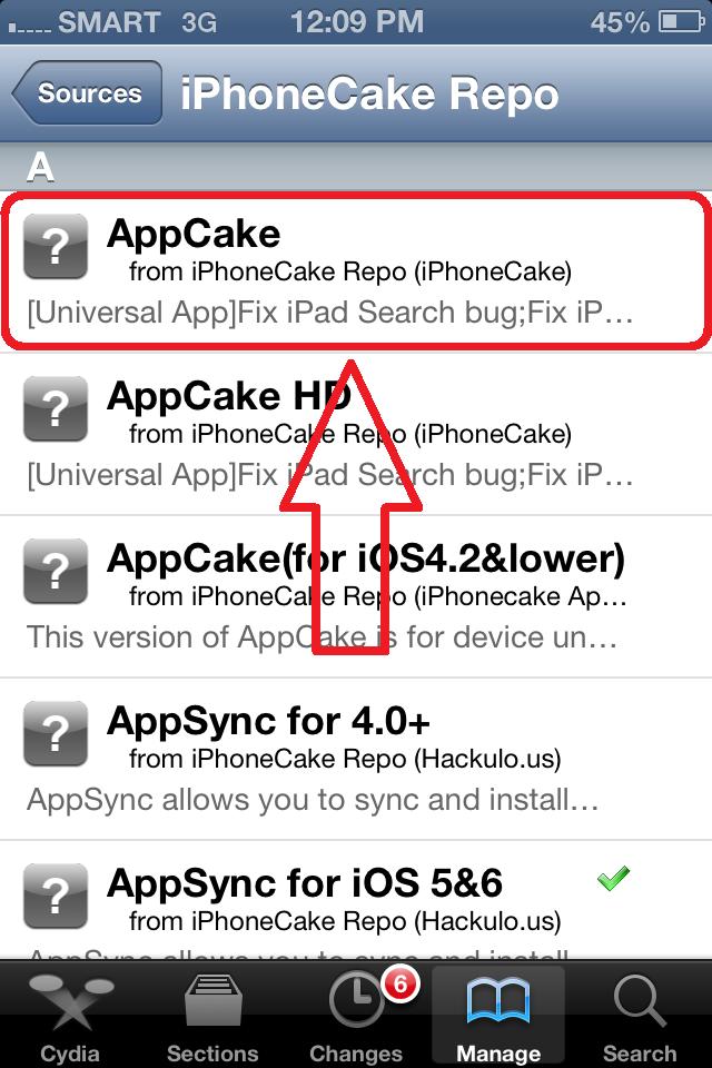 Appcake Ios 11