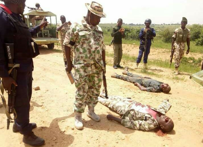 Air Force Officer And Policeman Killed By Fulani Herdsmen In Plateau State