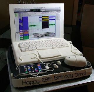 kue ulang tahun macbook