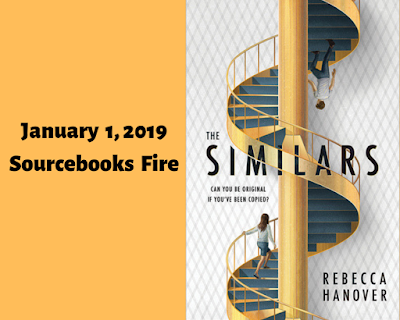 The Similars, Rebecca Hanover, InToriLex