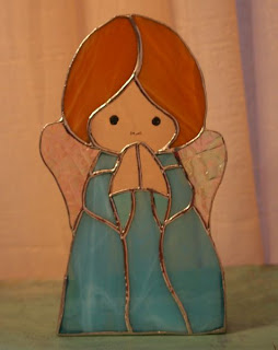 Little Angel (stained glass) :: All Pretty Things