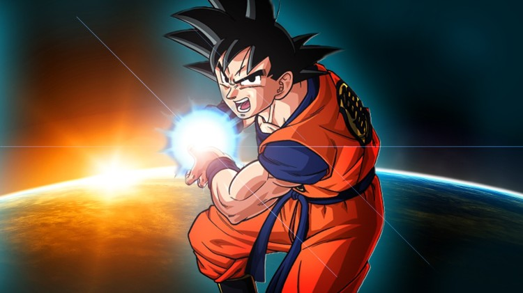 And chi apart martial chi forgot kid goku