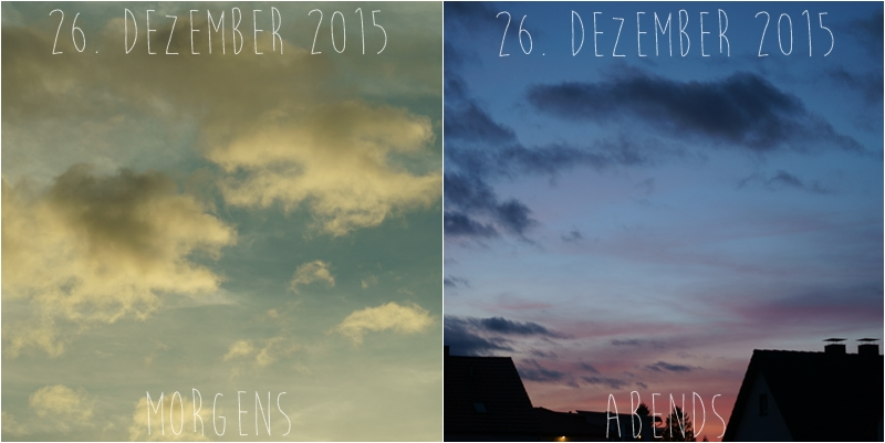 Blog + Fotografie by it's me! - Himmel am 26.12.2015