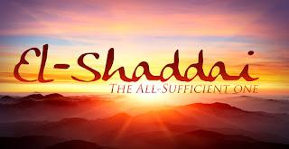 Chord Lagu Rohani : EL SHADDAI - Pdt. JE Awondatu