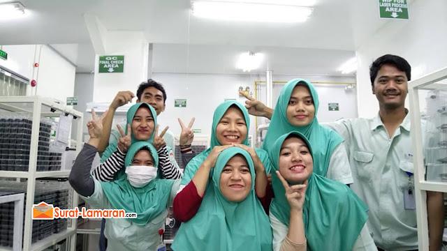 Lowongan Kerja PT. Sansyu Precision Indonesia Kawasan Ejip Cikarang Bekasi