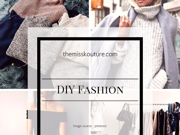 DIY Fashion Feature