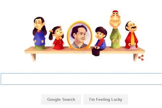 Pencipta Si Unyil di Google Doodle Hari ini, Senin, 28 November 2016