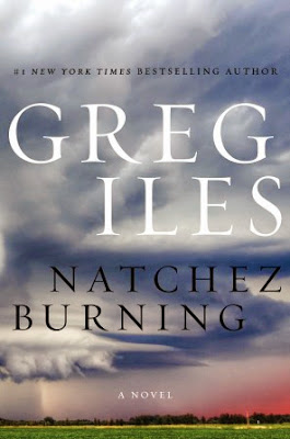 Natchez Burning by Greg Iles – book cover