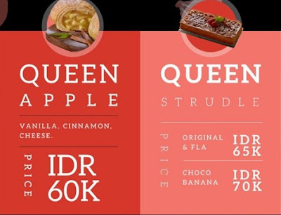 Harga Queen Apple