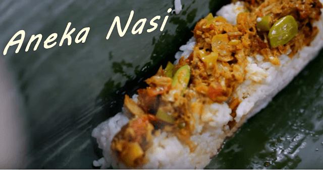 Aneka Menu Nasi Catering Pernikahan