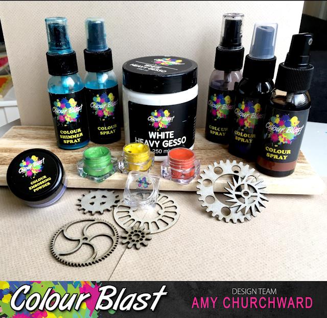 ColourBlast Australia website