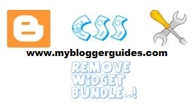 Remove Default Widget Bundle CSS from Blogger Template