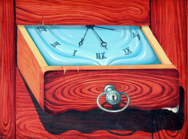 Gennady Privedentsev: Conserved time