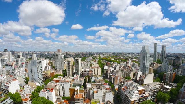Mês de novembro em Buenos Aires