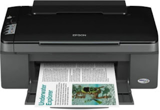Epson Stylus SX105 Printer Driver Download