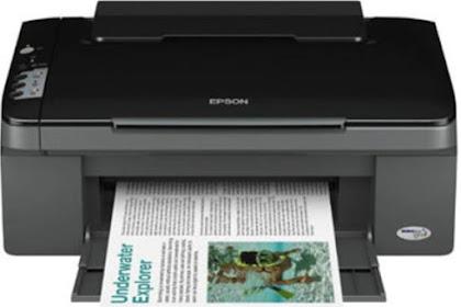 Epson Stylus SX105 Printer Driver Download