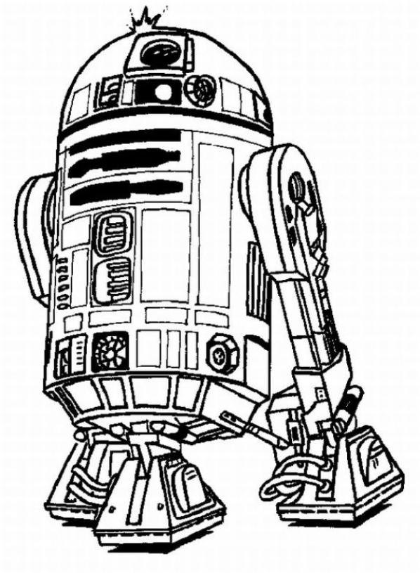 Star Wars color page, cartoon characters coloring pages, color plate - copy star wars new hope coloring pages